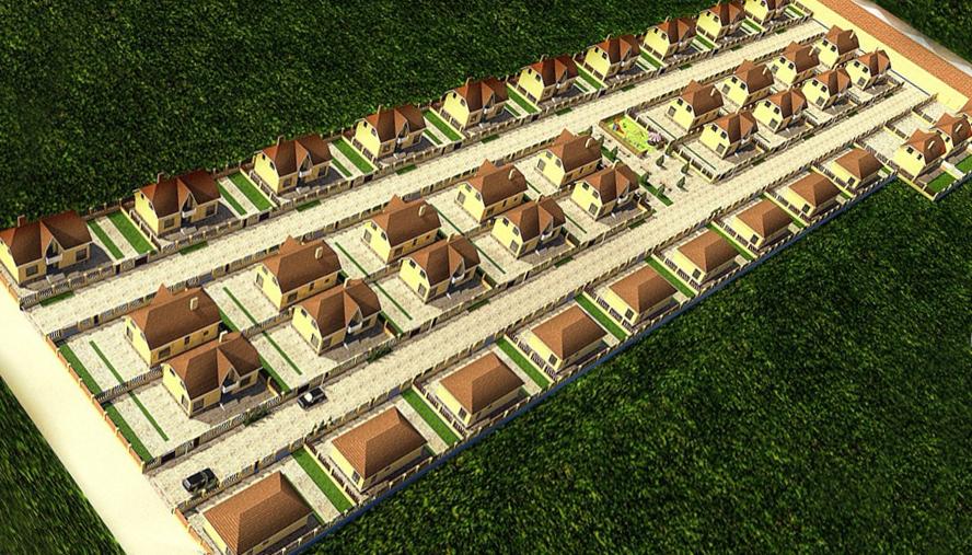 Коттеджный поселок «Бриз»
