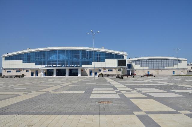 Спортивный комплекс Краснодар