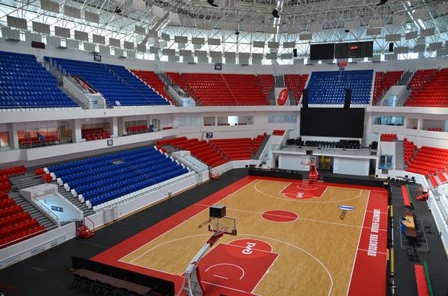 Спорт комплекс краснодар