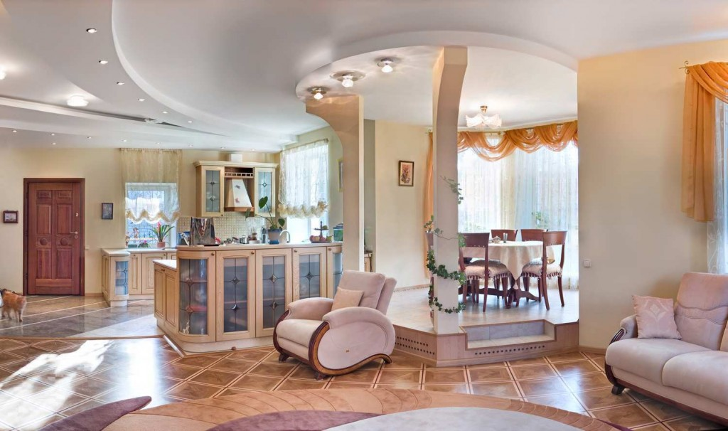 Красивый интерьер домов фото