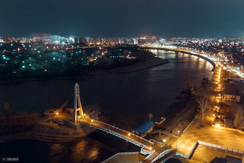 Краснодар - самый красивый город Южного региона